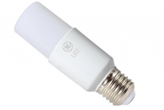LED  E27, stick, 1521lm, 6W, 3000K, warm white, GE/TUNGSRAM