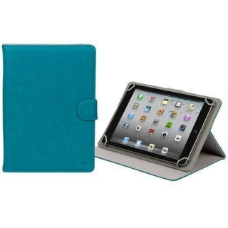 "Tablet case, 10,1"", RIVACASE ""Orly 3017"" aquamarine"