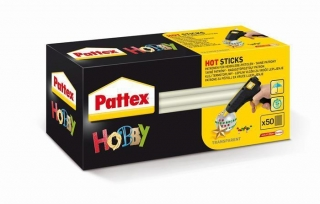 "Pásky do tavné pistole, 1 kg, HENKEL ""Pattex Hot Melt"""